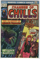 Chamber Of Chills #13 Bronze Age Horror VGFN