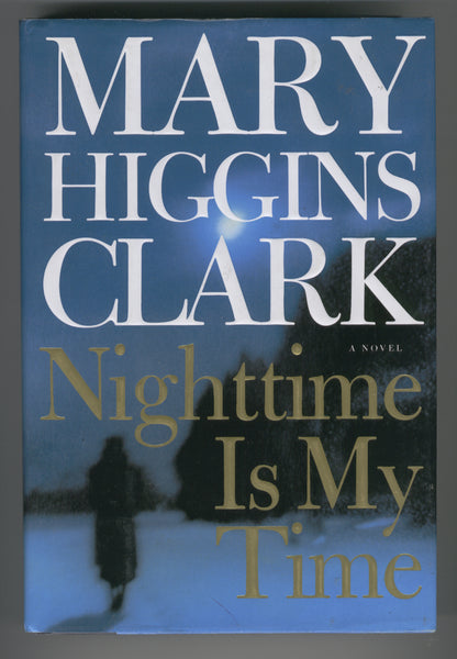 Mary Higgins clark Nighttime Is My Time Hardcover w/ DJ First Edition VF