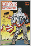 Colossus: God's Country Graphic Novel Paperback 1994 HTF NM-