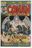 Conan The Barbarian #22 Shadow Of The Vulture VGFN Barry Smith
