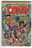 Conan The Barbarian #32 Flame Winds Of Lost Khitai Mark Jewelers Variant VG