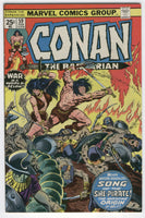 Conan the Barbarian #59 Bronze Age Classic VG