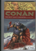 Conan The Frost Giant's Daughter & Other Stories Dark Horse Trade Paperback First Printing VFNM