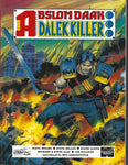 Abslom Daak: Dalek Killer Doctor Who Marvel Graphic Novel 1990 HTF VG