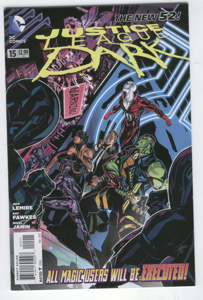 Justice League Dark #15 NM-