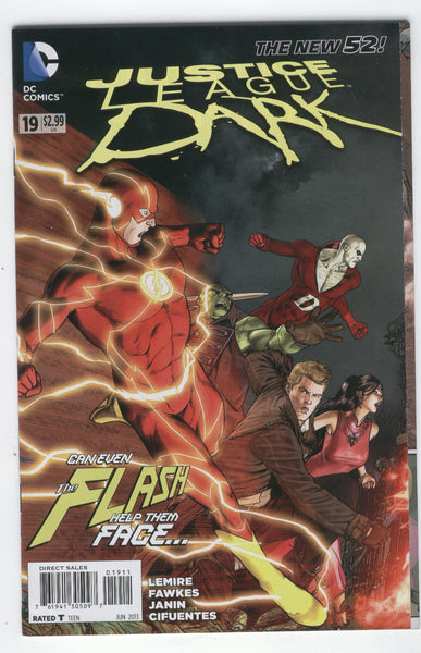 Justice League Dark #19 VFNM
