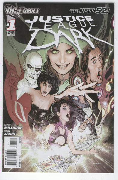 Justice League Dark #1 First Print VFNM