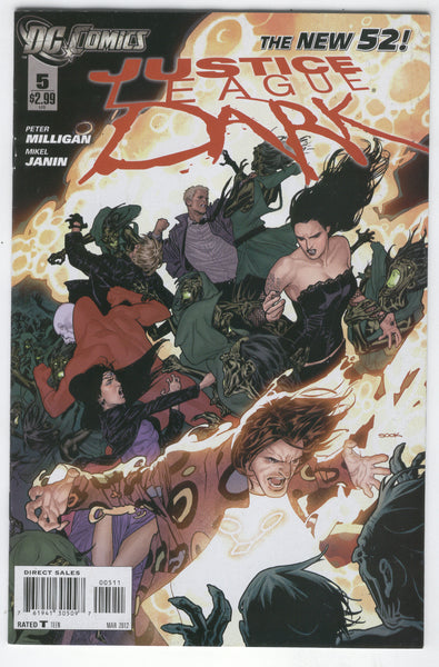 Justice League Dark #5 VF