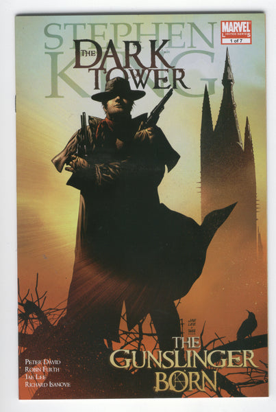 Stephen King's Dark Tower Gunslinger Born Mini-Series #1 NM