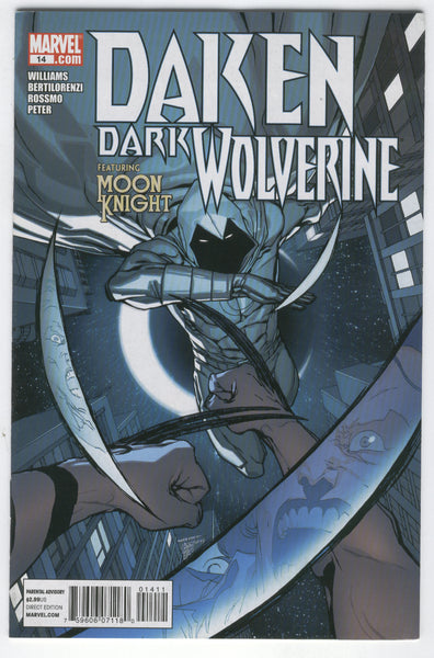 Daken Dark Wolverine #14 Moon Knight VF