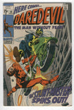 Daredevil #58 First Appearance Of The Stunt-Master Silver Age Key (sort of) FN