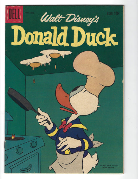 shape! Donald Duck #247 in FN to FN