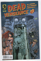 Dead Vengeance #1 The Fortunetellers Curse VFNM