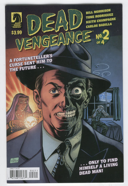 Dead Vengeance #2 The Fortunetellers Curse VF