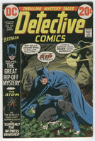 Detective Comics #432 The Great Rip-Off Mystery Bronze Age Classic VG+