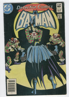 Detective Comics #531 Early Jason Todd News Stand Variant VG