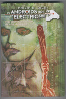 Do Androids Dream Of Electric Sleep Trade Hardcover w/ DJ Philip K. Dick Blade Runner NM-