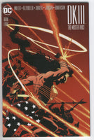 Batman Dark Knight 3 The Master Race #8 Frank Miller NM-