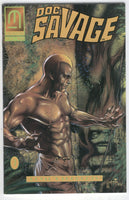 Doc Savage Devil's Thoughts #3 Millenium HTF Indy VFNM