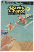 Domino Chance #1 Hard to Find Indy VF