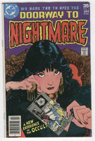 Doorway to Nightmare #1 Kaluta Bronze Age Horror Key VGFN