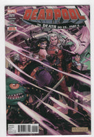 Deadpool #29 'Til Death Do Us... 2017 NM-
