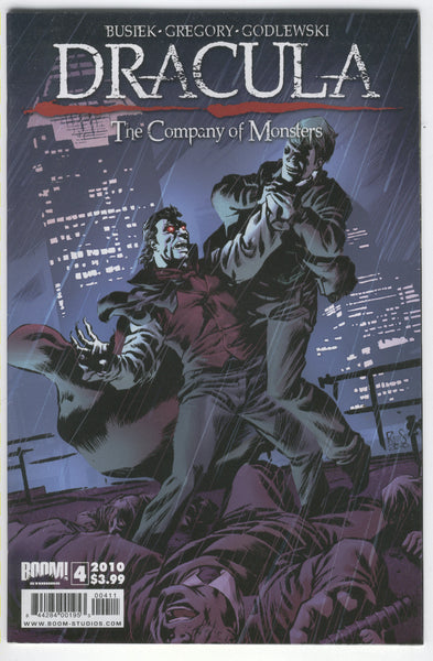 Dracula : The Company Of Monsters #4 Boom Studios VF