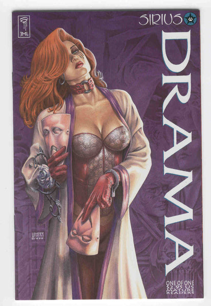 Drama Dawn One Shot Sirius Joe Linsner 1994 First Print VF