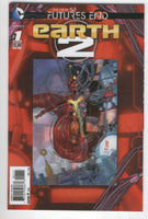 Earth 2 #1 New 52 Futures End NM