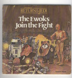 Star Wars Return Of The Jedi The Ewoks Join The Fight 1983 Random House VG