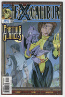 Excalibur #120 Parting Glances HTF Later Issue NM
