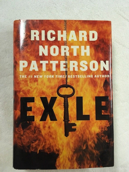 Richard North Patterson Exile Hardcover w/ DJ 2007 First Printing VF