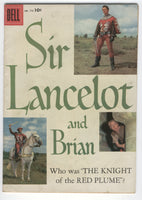 Four Color Comics #775 Sir Lancelot And Brian Golden Age FN