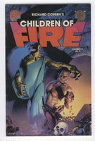 Richard Corbern's Children Of Fire #2 HTF Indy 1988 VGFN