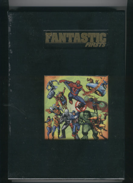 Marvel Fantastic Firsts 1994 Sealed w/ Slipcase NM