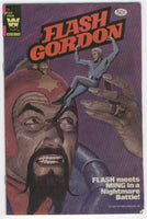 Flash Gordon #34 Dreams Of Death Whitman Cover VG+