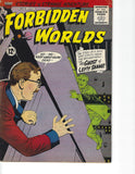 Forbidden Worlds #112 American Comics Group HTF Silver Age Indy VG