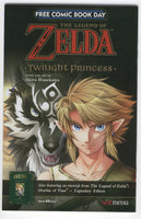 The Legend Of Zelda Twilight Princess Free Comic Book Day 2017 VFNM