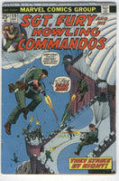 Sgt. Fury And His Howling Commandos #119 Bronze Age VG