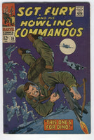 Sgt. Fury And His Howling Commandos #38 VG
