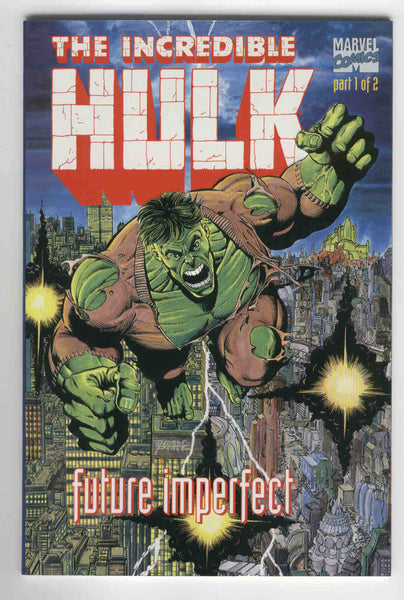 Incredible Hulk Future Imperfect Set 1 & 2 The Maestro Perez Art NM