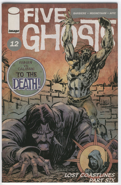 Five Ghosts #12 To The Death Mature Readers NM