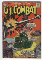 G.I. Combat #105 The Haunted Tank Silver Age Classic GVG