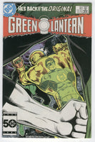Green Lantern #199 Hal Is Back! HTF Later Issue VF