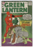 Green Lantern #20 Co-Starring The Flash Silver Age Key Lower Grade Reading Copy in GD