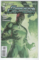 Green Lantern #2 New 52 Series VF