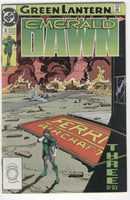 Green Lantern Emerald Dawn #3 The Ring FVF