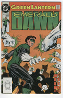 Green Lantern Emerald Dawn #4 The Corps Mark Bright Art VFNM