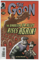 Goon #12 The Diabolical Dr. Alloy Rises Again Eric Powell VF