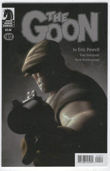 Goon #42 Tommy The Tank Eric Powell NM-
